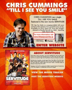 Till I See You Smile from the soundtrack of the movie Servitude