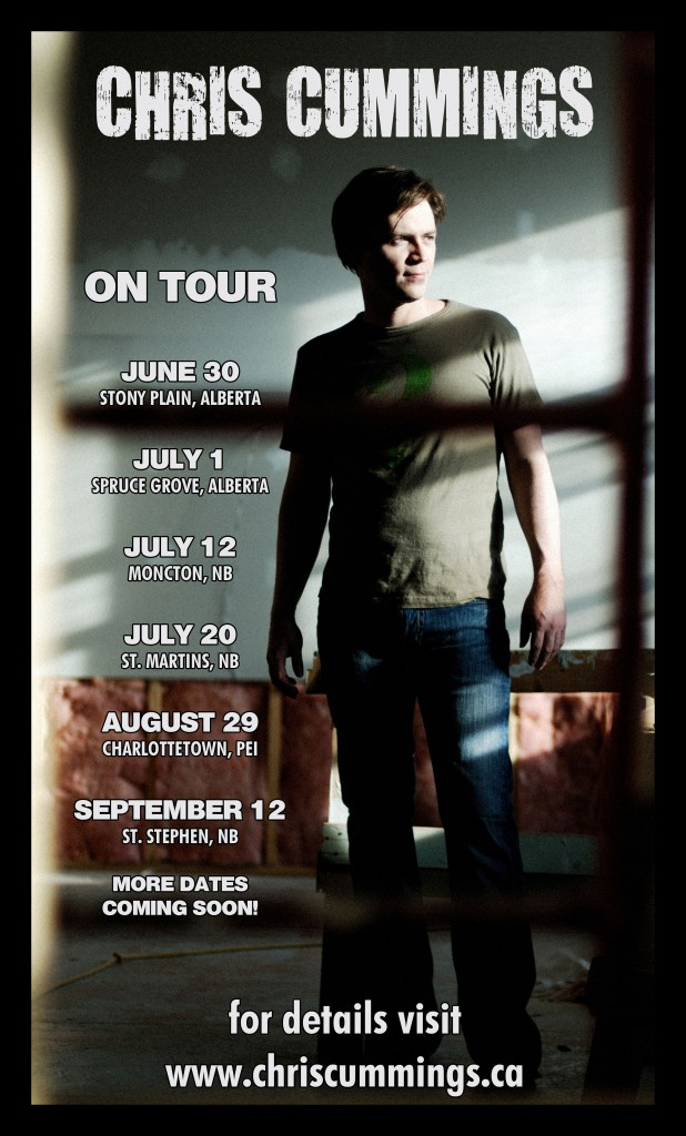 Chris Cummings -  Tour Dates
